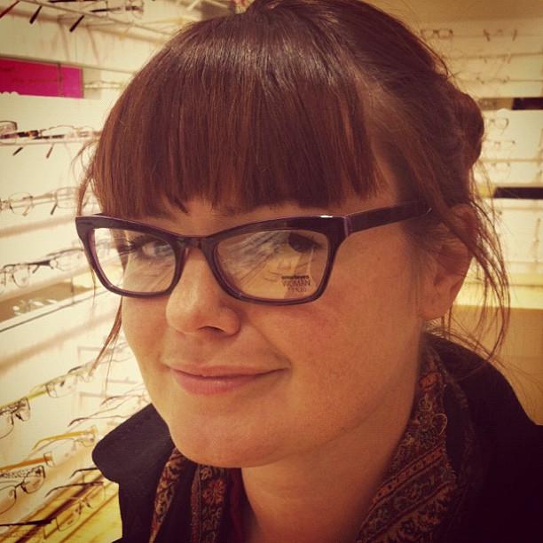 Jag är en glasögonorm som hatar glasögon