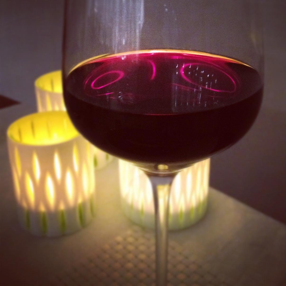 Ekologiskt vin på Montepulcianodruvor