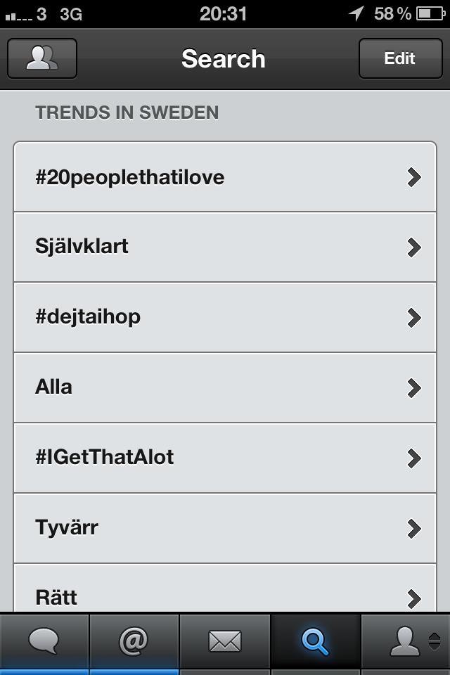 Det tog bara två timmar för #dejtaihop att trenda på twitter.