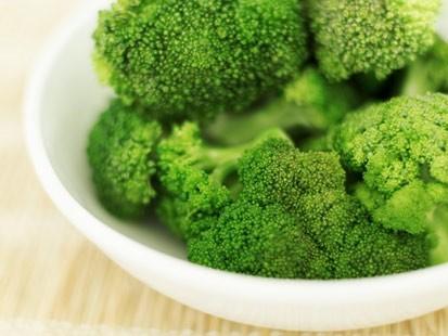 Nyttig broccoli- och bönsoppa