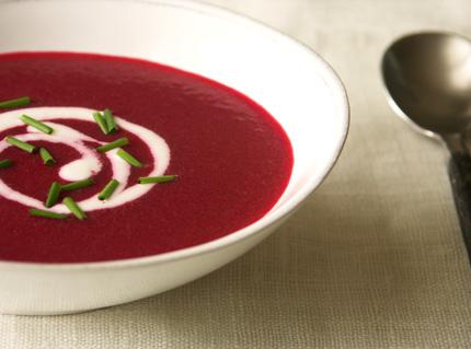 Rödbetssoppa eller borsjtj