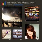 Mina mest gillade foton på Instagram så här långt
