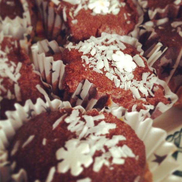 Mocka-cupcakes, en klassiker i nyt tappning