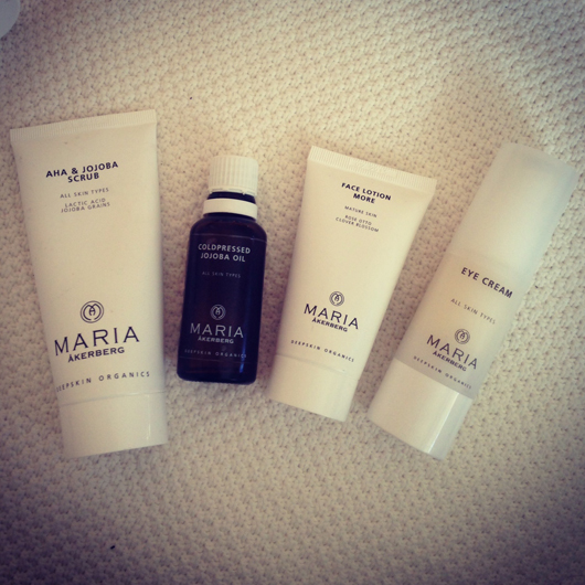 maria åkerberg face lotion more recension