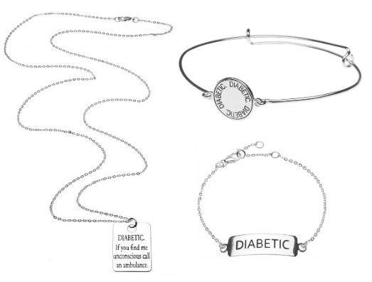 Glitter lanserar smycken för diabetiker