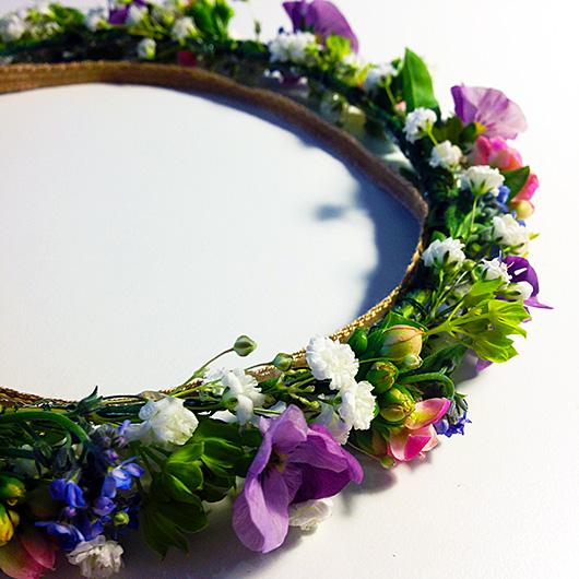 namngivning-blomsterkrans